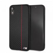 rød BMW M combi case Iphone Xr Mobil tilbehør