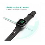 Cryo oplade dock Apple Watch hvid Smartwatch tilbehør