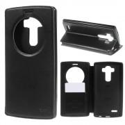 LG G4 flip cover med vindue Mobilcover