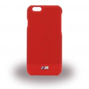 Iphone 6, 6S cover BMW Adrenaline læder rød Mobiltelefon tilbehør