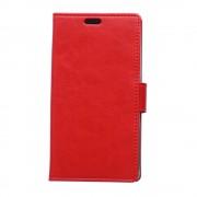 Til Huawei Y625 rød cover med lommer Mobil tilbehør