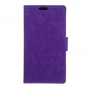 Huawei Y625 lilla cover med lommer Leveso.dk Mobil tilbehør