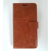 brun Klassisk cover Galaxy S4 Mobil tilbehør