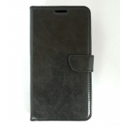 sort Cover med lommer Galaxy Xcover 4 Mobil tilbehør