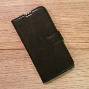 sort Klassisk etui Samsung A40