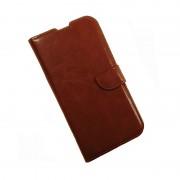 brun Klassisk etui Samsung A40 Mobil tilbehør
