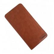 brun Læder etui Lavann Samsung A80 Mobil tilbehør