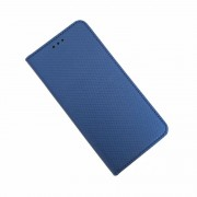 blå Flip magnet etui Samsung Xcover 4S Mobil tilbehør