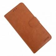 brun LA læder etui Samsung S10 Plus Mobil tilbehør