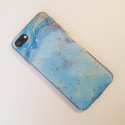 Jade Forcell Marble case Iphone7 / 8 Mobil tilbehør