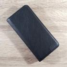 sort Lavann læder etui Samsung S9 Mobil tilbehør