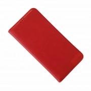 rød Lavann læder etui Samsung S9 Mobil tilbehør