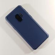blå Roar Armor carbon case Samsung S9 Mobil tilbehør