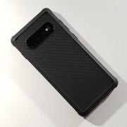 sort Roar Carbon Armor case Samsung S10e Mobil tilbehør