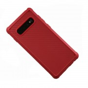 rød Roar Carbon Armor case Samsung S10e Mobil tilbehør