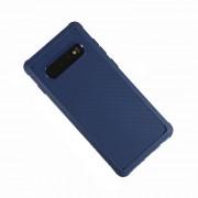 blå Roar Carbon Armor case Samsung S10e Mobil tilbehør