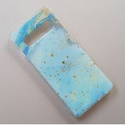 Jade Forcell Marble cover Samsung S10e Mobil tilbehør