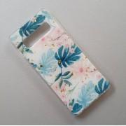 Almond Forcell Marble case Samsung S10 Mobil tilbehør