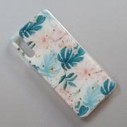Almond Forcell Marble case til Samsung A70 Mobil tilbehør