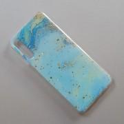 Jade Forcell Marble case til Samsung A70 Mobil tilbehør