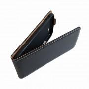 IPHONE 6 / 6S læder cover med vertical flip Mobiltelefon tilbehør