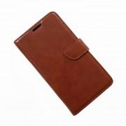 HUAWEI ASCEND Y530 læder cover med kort lommer, brun Mobiltelefon tilbehør