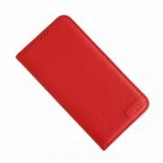 rød Lavann læder etui Samsung S10e Mobil tilbehør