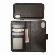 Lavann 2 i 1 cover Iphone XS sort Mobil tilbehør