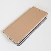 guld Flip magnet etui Samsung A51 Mobil tilbehør