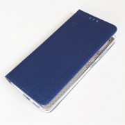 blå Flip magnet etui Huawei y5 2019 Mobil tilbehør
