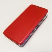 rød Slim Elegance etui Huawei Nova 5T Mobil tilbehør