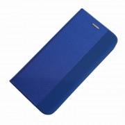 blå Sensi flip omslag Samsung A40 Mobil tilbehør