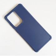 blå Roar Armor Carbon case Samsung S20 Ultra Mobil tilbehør