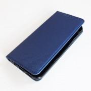 Samsung S7 Edge magnet flip etui cover blå