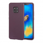 lilla Style Lux case Huawei Mate 20 Pro Mobil tilbehør