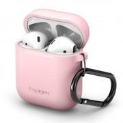 pink Spigen Airpods silikone cover Universal tilbehør