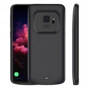 Batteri cover 5000 mAH Galaxy S9 sort Mobil tilbehør