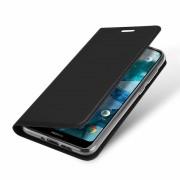 sort Slim etui Nokia 7.1 Mobil tilbehør