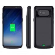 Batteri cover 5000 mAH Galaxy S8 Mobil tilbehør