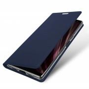 blå Slim flip etui Sony Xperia 10 Mobil tilbehør
