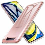 Blød tpu cover Samsung A80 Mobil tilbehør