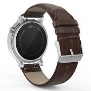 Læder rem croco brun Gear S2 classic Smartwatch tilbehør