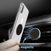 Remax magnetisk mobil holder sort Bil tilbehør