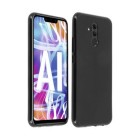 sort Blød tpu cover Huawei Mate 20 Lite Mobil tilbehør