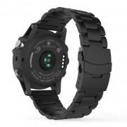 Stål urrem lænke Garmin Fenix 3 Smartwatch tilbehør