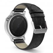Læder rem croco sort Gear S2 classic Smartwatch tilbehør