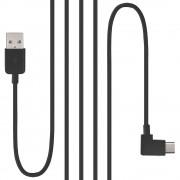 C type usb kabel med 90 graders vinkel Mobiltelefon tilbehør