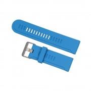 til Garmin Fenix 3 sports silikonerem blå Smartwatch tilbehør