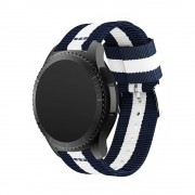 Samsung Gear S3 rem i blød nylon Smartwatch tilbehør