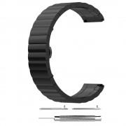 Samsung gear sport luksus rustfri stål rem Smartwatch tilbehør